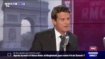 """Manuel Valls sur la laïcité: """"Il faut faire bloc et mener une vraie reconquête républicaine"""""""