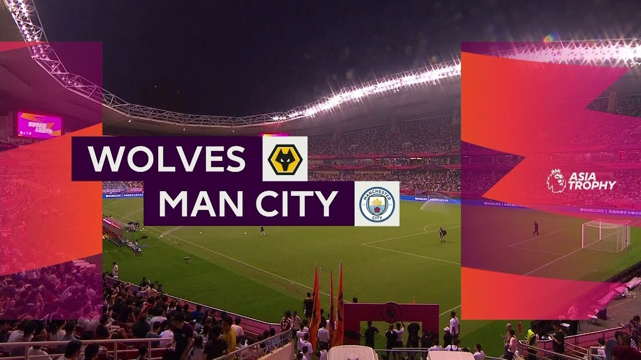 Wolves - Manchester City (0-0 | PEN 3-2) - Maç Özeti - Premier League Asia Trophy
