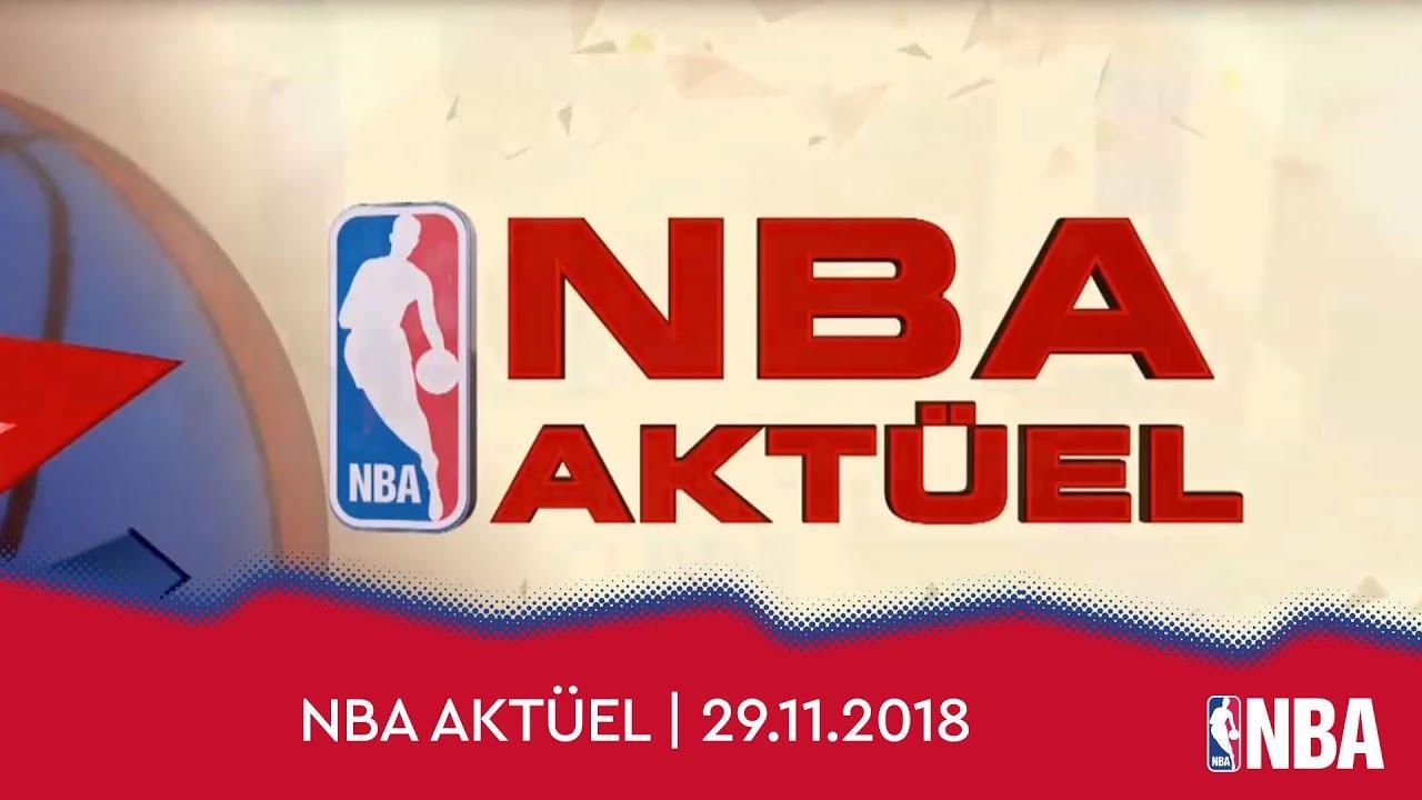 NBA Aktüel | 29.11.2018