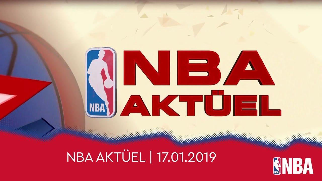 NBA Aktüel | 17.01.2019