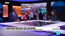 Contestation en Guinée : quelle issue après des semaines de mobilisation ?