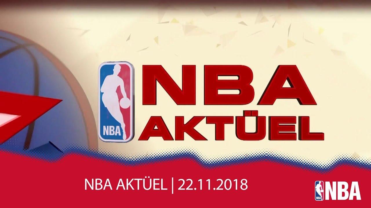 NBA Aktüel | 22.11.2018