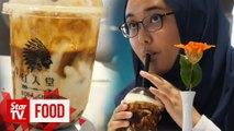 DURIAN ADVENTURE: Now, durian boba!