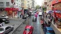 Bahçelievler'de Cumhuriyet coşkusu: Barış Pınarı Harekatına katılan özel harekatçılara canlı...