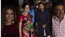 Shanaya Kapoor, Bobby Deol, Karan Johar, Preity Zinta attend Amitabh Bachchans Diwali Party 2019