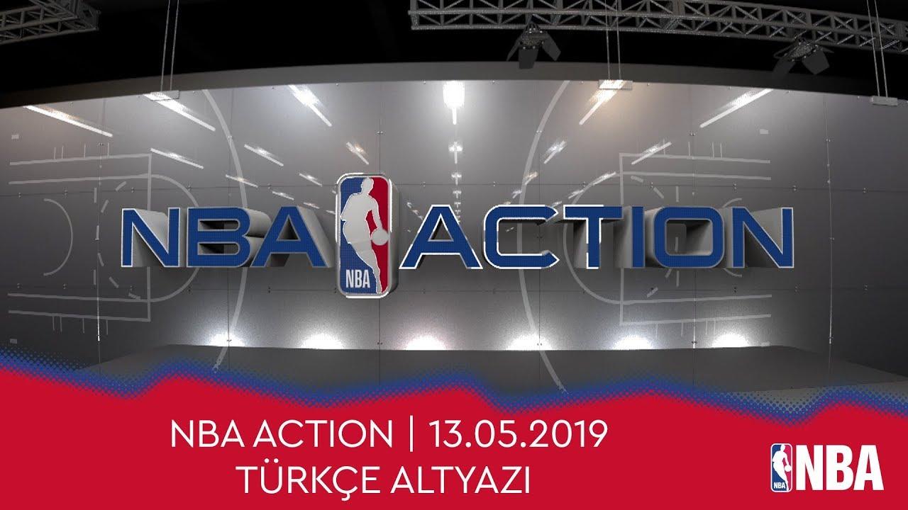 NBA Action | 13.05.2019 | Türkçe Altyazı