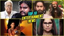 Top 10 Marathi Entertainment News | Weekly Wrap | Viju Khote, Hirkani, Fatteshiksat