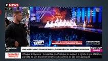 """EXCLU - Tonya (transgenre): """"Qui vous dit qu'il n'y a jamais eu de filles comme moi dans le concours Miss France ou même parmi nos femmes politiques ?"""" - VIDEO"""
