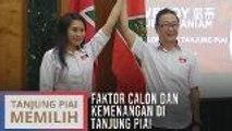 Faktor calon dan kemenangan di Tanjung Piai