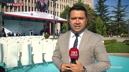 Ankara'ya yeni adalet sarayı