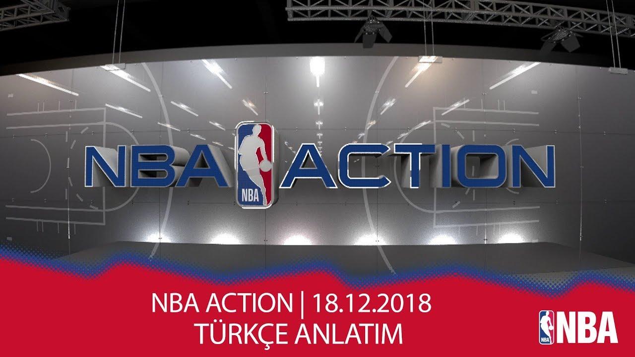 NBA Action | 18.12.2018 | Türkçe Altyazı