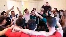 Victoire match de coupe LIMENS VS FC ROULLET