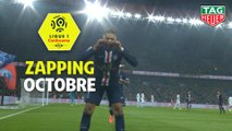 Zapping Ligue 1 Conforama - Octobre (saison 2019/2020)