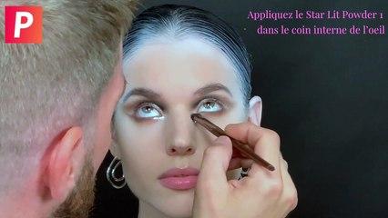"Halloween 2019 : Le tuto ""Black Swan"" revisité signé Make Up For Ever"