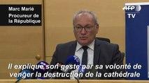 Mosquée de Bayonne : Claude Sinké va être présenté à un juge