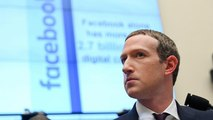Facebook paga multa atribuída à Cambridge Analytica