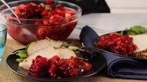 How to Make Cranberry Salad