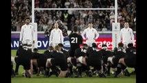 Rugby: Inglaterra multada por interferir en la haka de los All Blacks