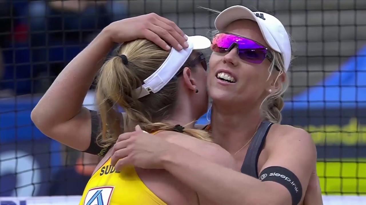 FIVB Beach Volleyball Kadınlar Dünya Şampiyonası | Almanya - Almanya