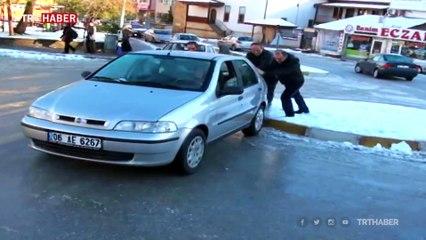 Araçlara kış bakımını geciktirmeyin