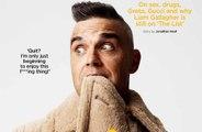 Robbie Williams couldn't help struggling pop star Zayn Malik