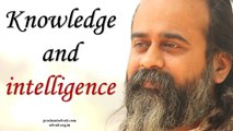 Acharya Prashant on Upanishad - The difference between knowledge and intelligence