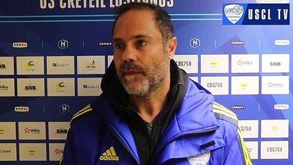 J12 Pau-USCL : l'interview d'avant-match de Carlos Secretário