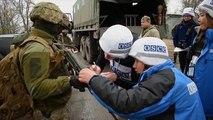 Ukraine: Neue Truppenentflechtung, neue Proteste