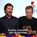 L'interview BFF de Matt Damon et Christian Bale