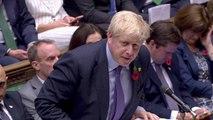 Primeros ecos de campaña en el Parlamento británico