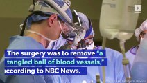 Woman's Conscious Brain Surgery Livestreamed to Thousands