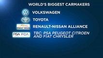 ¿Boda entre PSA Peugeot y Fiat Chrysler?