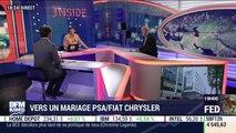 Vers un mariage entre PSA et Fiat-Chrysler ? - 30/10