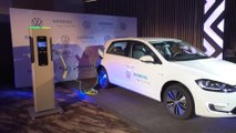 Volkswagen brings first electric cars to Rwanda