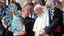 Guerre des Malouines : 37 ans après, la Grande-Bretagne rend une statue de la vierge à l'Argentine