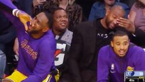 """LeBron James PRESSED By Fans To Yell """"Taco Tuesday"""" During Game!"""