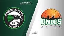 Darussafaka Tekfen Istanbul - UNICS Kazan Highlights | 7DAYS EuroCup, RS Round 5