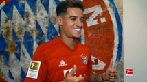 Bundesliga: The extraordinary journey of Philippe Coutinho