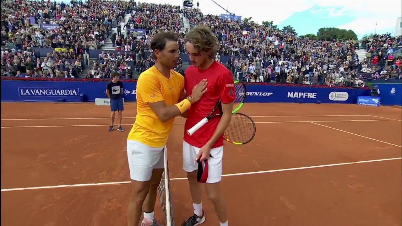 Nadal - Tsitsipas (6-2 | 6-1)  - ATP 500 Barcelona Open Final Maçı