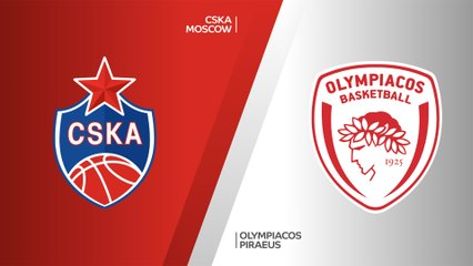 EuroLeague 2019-20 Highlights Regular Season Round 5 video: CSKA 79-84 Olympiacos