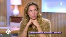 """Mélissa Theuriau se confie sur son quotidien """"mouvementé"""" aux côtés de Jamel Debbouze"""