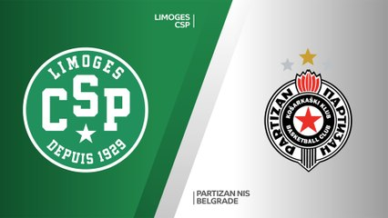 7Days EuroCup Highlights Regular Season, Round 5: Limoges 60-82 Partizan