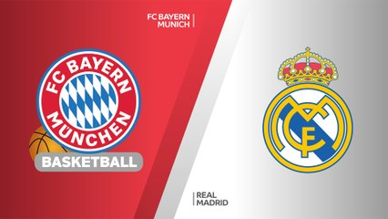 EuroLeague 2019-20 Highlights Regular Season Round 5 video: Bayern 95-86 Madrid