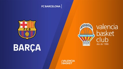 EuroLeague 2019-20 Highlights Regular Season Round 5 video: Barcelona 83-77 Valencia