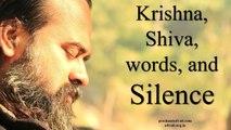 Acharya Prashant - Krishna, Shiva, words, and Silence