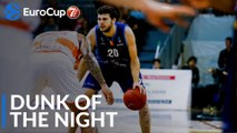 7DAYS EuroCup Dunk of the Night: Dejan Todorovic, MoraBanc Andorra