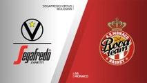 Segafredo Virtus Bologna - AS Monaco Highlights | 7DAYS EuroCup, RS Round 5