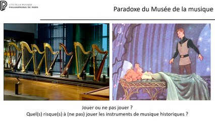 Session 1 - connaître et prévoir, suite - Prototypage numérique _ une aide à la décision pour le maintien ou la substitution à l'état de jeu des instruments du musée de la mu