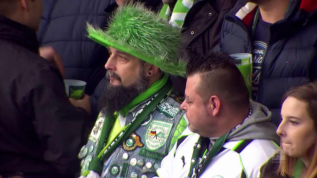 Wolfsburg - Fortuna Düsseldorf (1-1) - Maç Özeti - Bundesliga 2019/20