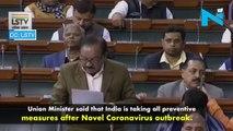 India taking all preventive measures on coronavirus: Harsh Vardhan